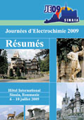 RESUMES JOURNEES D'ELECTROCHIMIE 2009