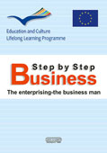 BUSINESS – STEP BY STEP, The enterprising – The business man