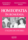 Homeopatia in România – pagini de istorie // Homeopathy in Romania – pages of history
