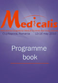 The 11th International Congress for Medical Students and Young Doctors MEDICALIS 2010 13 – 16 May 2009, Cluj-Napoca, Romania ABSTRACT BOOK