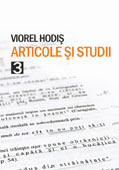 ARTICOLE SI STUDII III    //    Articles and studies, III