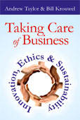 Taking Care of Business: Innovation, Ethics & Sustainability