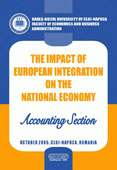 The Impact of the European Integration on the National Economy. Quantitative Economics