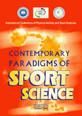 International Conference of Physical Activity and Sport Sciences. Contemporary Paradigms of Sport Science