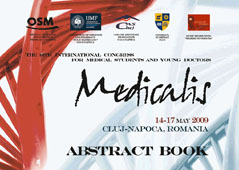 Medicalis 2009 Abstract Book