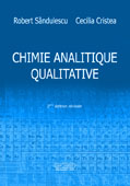 CHIMIE ANALITIQUE QUALITATIVE